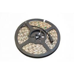 TAŚMA LED-5050 IP65 300LEDS 5m/10mm/12V/72W BIAŁE PODŁOŻE