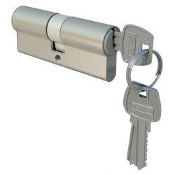 Wkładka drzwiowa 30/50 nikiel dolna