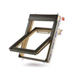 Okna dachowe drewniane - Prestige