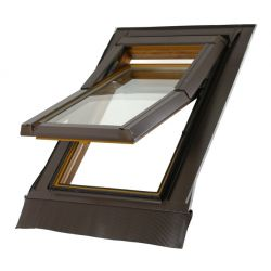 Okna dachowe PCV - Standard Termo