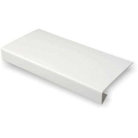 Parapet renowacyjny biały - nakładka