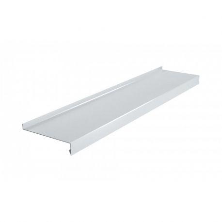 Parapet zewnętrzny aluminiowy standard - RAL 9016 (Biały) 4m.