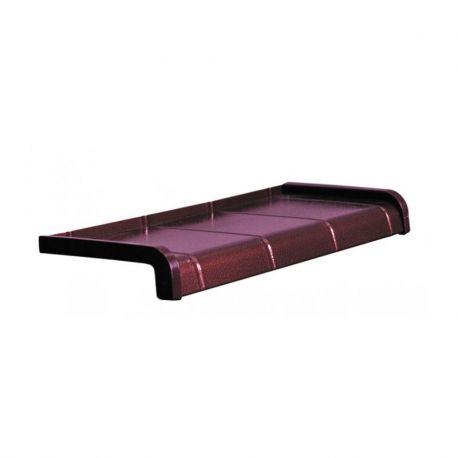 Parapet Aluminiowy płytka softline do 4m