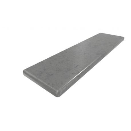 Parapet MDF KX - Beton jasny powyżej 248cm