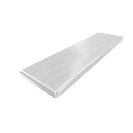 Parapet MDF KX - Dąb bielony powyżej 248cm