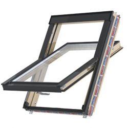 Okna dachowe drewniane - Seria EXTRA