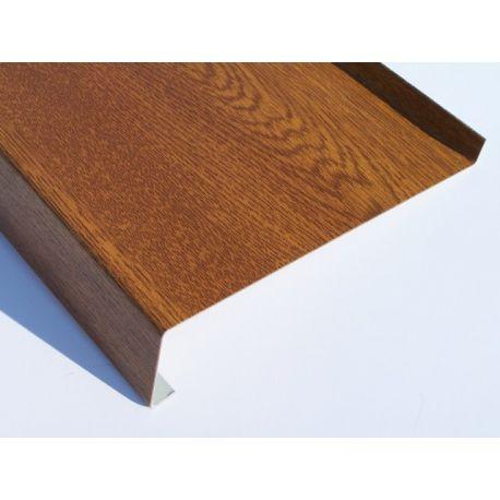 Parapet Lakierowany drewnopodobny standard do 4m